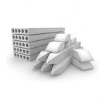 Залізобетонні конструкції енергетичного спрямування та вироби для цивільного будівництва